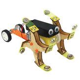 Regalo educativo del robot del corredo del robot del GIOCO di RC Clamb di DIY