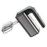 Misturador elétrico da mão da cozinha 500W com batedor de leite elétrico do misturador à mão de 5 velocidades