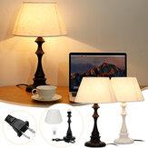 Lampe de table lampe de chevet nordique Mini LED lampe de bureau pour chambre salon bébé chambre décor