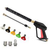 Vysokotlaké vodní pistole o výkonu 4000 PSI postřikovač postřikovače čističe aut