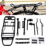 BIKIGHT 35 кг подшипник из алюминиевого сплава для горного велосипеда задняя стойка для сиденья крепление Багаж Carrier Доставка стойка для велос