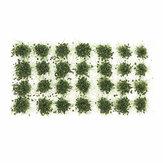 Akcesoria rzemieślnicze dla majsterkowiczów Dekoracje mikro-krajobrazu Sztuczna trawa w proszku z trawy
