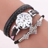 DUOYAD255FlowerDialShowFashionable Mujer reloj pulsera