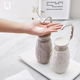 Jordan & Judy Creative One-hand Press Sapone Dispenser Detergente viso Doccia Gel Dispenser Bottiglia Shampoo Lozione Dispenser separato