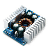 Geekcreit® 8A DC5-30V to DC1.25-30V 150KHz Automatic Step Up Step Down Adjustable Power Module Voltage Regulation With Short Circuit / Overtemperature Protection