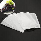 5Pcs 20x15CM Nylon Strainer Filter Bag 160Mesh Filtration for Food Industry