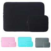 Túi đựng máy tính xách tay chống nước 15,6 inch cho MacBook Pro Air Xiaomi Pro Air có vỏ nhỏ để sạc