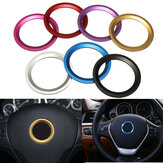 Car Steel Ring Wheel Center Decoratie Ring Cover Passend voor BMW 1 3 4 5 7 Series