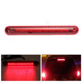 Universal Car SUV Auto 12V 24 Red LED High Mount Third 3RD lampa tylna światła hamowania