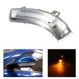 Wing Mirror Indicator Turn Signal LED Żarówka obiektywowa do VW Golf Jetta Passat