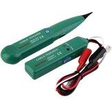 MASTECH MS6812 Telefon Ağ Kablosu Elektrik Tel Bulucu İzleyici