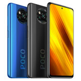 POCO X3 NFC Global Version Snapdragon 732G 6GB 64GB 6.67 pouces 120Hz Taux de rafraîchissement 64MP Quad Camera 5160mAh Octa Core 4G Smartphone
