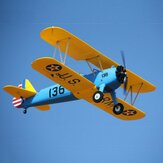 Dynam PT-17 1300mm Wingspan EPO Biplane RC Airplane PNP