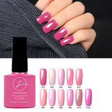 11 couleurs princesse rose vernis à ongles gel vernis UV gel