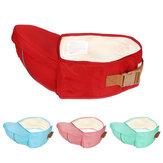 Marsupi traspiranti multifunzionali Marsupi per bambini Sgabello Hipseat Cintura Zaino Hip Sedile per neonato 25 kg Per 0-36 mesi Bambino