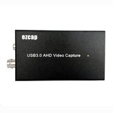 EZCAP267 1080P USB3.0 60fps Full HD AHD Video-Capture-Karte Plug-Play-Audio-Capture-Box für Live-Streaming-Spiele für MacOS Windows OBS