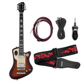 Gitafish B1 Wireless Multifunctional Electric Guitar with CHS,OVDR and TRE Effects