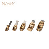 5PCS NAOMI Violin Plane Cutter Violin Tool Woodworking Plane Cutter Brass Luthier Tools DIY Violin Use Sharp Violin Tool