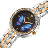 STRYVE T1018 Luxury Crystal Women Quartz Watch