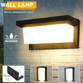 Waterproof COB LED Wall Light Indoor Outdoor Stair Hotel Garden Lamp Warm White