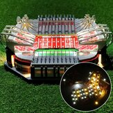 DIY LED Light Lighting Satz NUR für LEGO 10272 Old Trafford für United Stadium Bricks Toy