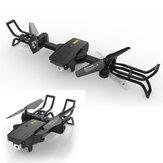 RL R10 WiFi FPV com 4K HD Câmera dupla Posicionamento de Fluxo Ótico 20mins Tempo de Voo Drone RC Dobrável Quadricóptero RTF