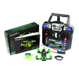 Happymodel Mantis85 85mm RC FPV Racing Drone RTF com Supers_F4 6A BLHELI_S 5.8G 25MW 48CH 600TVL