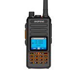 BAOFENG DM-S8 plus 10W 5500mAh Two-way Handheld Radio Walkie Talkie 128 Channels 403-470Mhz Intercom Driving Civilian Interphone