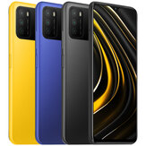 POCO M3 Global Version 48MP Triple камера 6000mAh 6,53 дюйма 4GB RAM 64GB ROM Snapdragon662 Octa Core 4G Смартфон