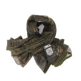 Camouflage Tactical Scarf Outdoor Multifunctional Scarve For Cycling Camping Hunting