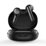 BlitzWolf® BW-FYE12 TWS Fones de ouvido sem fio bluetooth V5.0 Fone de ouvido estéreo HiFi HD Chamadas Touch Control Metade na orelha Mini fone de ouvido portátil