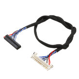 LG FIX-30P-1CH 8-bit 400MM LVDS Cable Commonly For 32 Inch Screen V59 LCD Driver Board