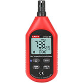 UNI-T UT333BT bluetooth Digital LCD Thermometer Hygrometer Mini Temperature Humidity Meter
