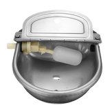 304 Aço Inoxidável Bóia Automática Tigela de Pet Água Para Vaca Cavalo Cachorro Tigela de Dispensador De Água De Bode de Ovelha
