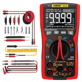 ANENG SZ18 9999 Counts Professional True RMS رقمي Multimeter Analog Tester Multimetro DIY Square Wave Output Transistor Capacitor NCV Testers