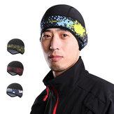 WHEEL UP自転車サイクリングキャップ速乾性通気性冬暖かいスポーツランニングアンチUVヘッドスカーフ自転車帽子