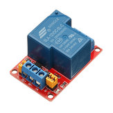 1 Channel 12V Relay Module 30A With Optocoupler Isolation Support High And Low Level Trigger BESTEP for Arduino - products that work with official Arduino boards
