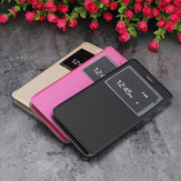 Bakeey Flip With Window Shockproof PU Leather Full Body Cover Protective Case for Xiaomi Redmi Note 7 / Redmi Note 7 PRO Non-original