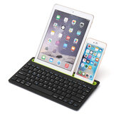 iPhone / iPad / Macbook / Samsung / iOS / Android / Windows用ワイヤレスBluetooth 3.0キーボードStand Holder