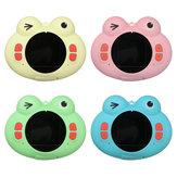 H312 Kamera dziecięca Cute Frog Animal 1,54 cala HD Screen Wide Angle 120 ° Z Board Game Nowości Zabawki