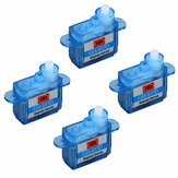 4PCS 3.7g Micro Digital Servo GH-S37D For RC Airplane Helicopter
