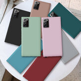 Bakeey Pure schokbestendig anti-kras ultradun Soft TPU beschermhoes voor Samsung Galaxy Note 20 Ultra / Galaxy Note20 Ultra 5G