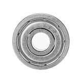 10Pcs 625ZZ Miniature Ball Bearings 5x16x5mm Carbon Steel Ball Bearing Set for Door Window Sliding