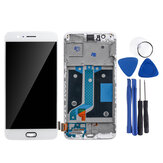 LCD Display + Touch Screen Digitizer Replacement With Repair Tools For Oneplus 5 A5000