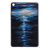 TPU Back Case Cover Tablet Case for Mipad 4 Plus - Sunset Version