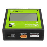 Power Genius PG T610 120W 10A Lipo Battery Balance Charger ekran dotykowy wsparcie 4.35-4.40V LiHV