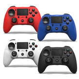bluetooth 4.0 Wireless Game Controller Six-axis Somatosensory Dual Vibration Gamepad for PS4 Game Console Android Mobile Phone