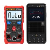 ANENG V05B Digital True RMS Bluetooth 6000 Zählt professionelle analoge Multimeter AC / DC-Ströme Spannung Mini-Tester Multimetro