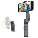 Zhiyun Smooth-X Katlanabilir Akıllı Telefon Gimbal Sabitleyici bluetooth 5.0 Çok açılı Monopod El Selfie Çubuk için iPhone 11 Pro Max
