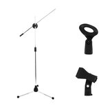 HL-13 Microphone Stand Live Performance Vertical Bold Multifunctional Dual Regulation Wheat Clip